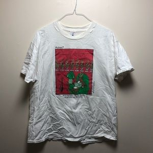 Vintage XL Rudolf the Reindeer Tee Shirt